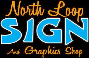north-loop-signs